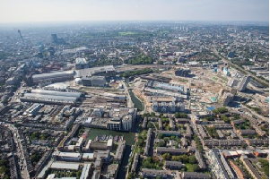 JPC CLEANING APPOINTED TO KING'S CROSS ESTATE