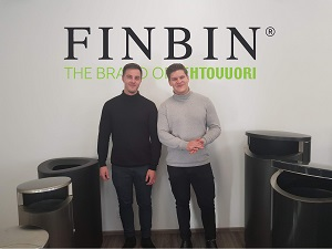ALL URBAN TO DISTRIBUTE FINBIN PRODUCTS TO UK MARKET
