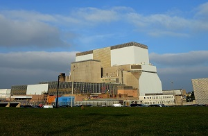 CALBARRIE SEALS PAT DEAL AT HINKLEY POINT B