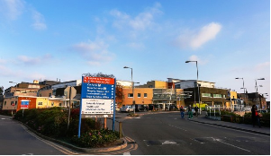 ISS GETS WEST MIDDLESEX UNIVERSITY HOSPITAL RENEWAL