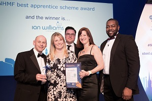 Best Apprentice Scheme in the National Housing Maintenance Forum Awards