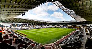 Sodexo scores at Swansea City Football Club