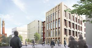Second University of Birmingham project for Willmott Dixon