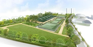 Willmott Dixon to deliver complex for All England Lawn Tennis Club