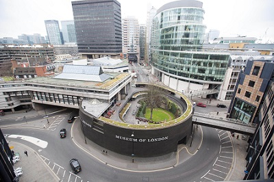 ABM UK wins Museum of London contract