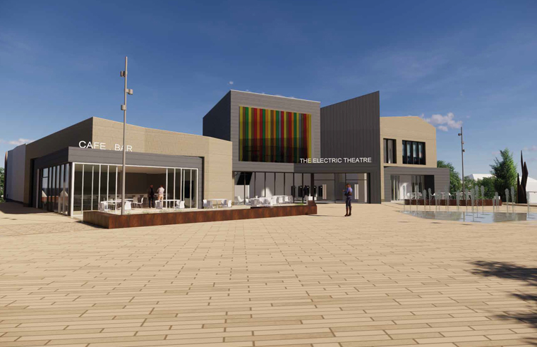 THE BIG SCREEN: WILLMOTT DIXON TO BUILD CINEMA COMPLEX