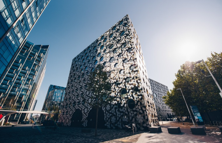 PARETO BRANCHES INTO HIGHER EDUCATION WITH RAVENSBOURNE