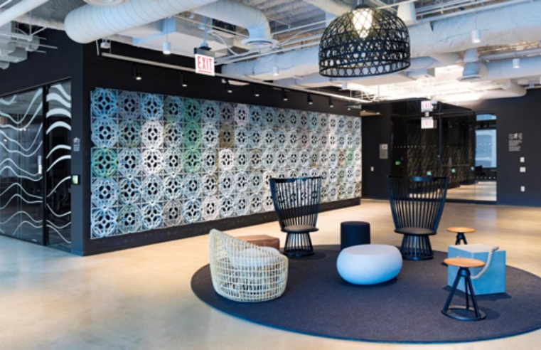 Deloitte's Chicago-based office