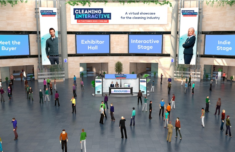 CBI VR EXPERIENCES INTRODUCES CLEANING INTERACTIVE