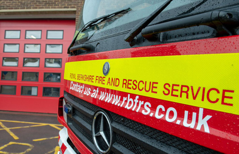 SASSE WINS DEAL WITH ROYAL BERKSHIRE FIRE AUTHORITY