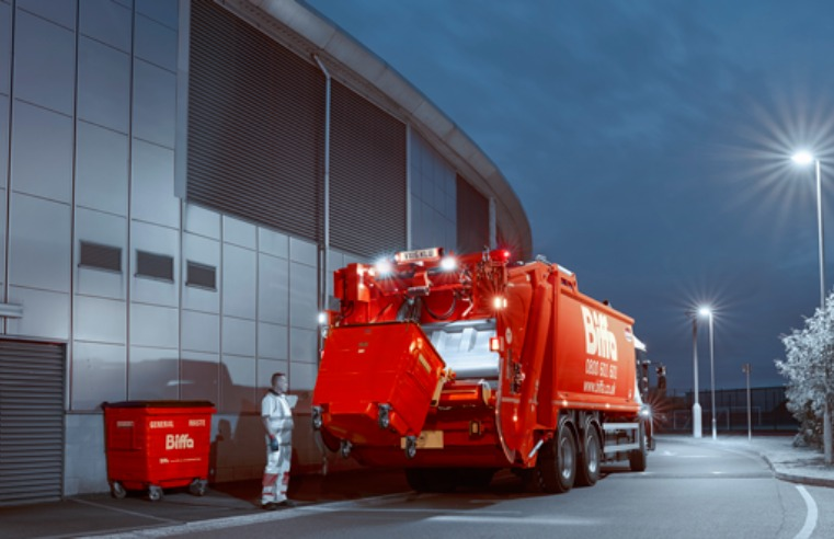 BIFFA AWARDED ANGLESEY CONTRACT