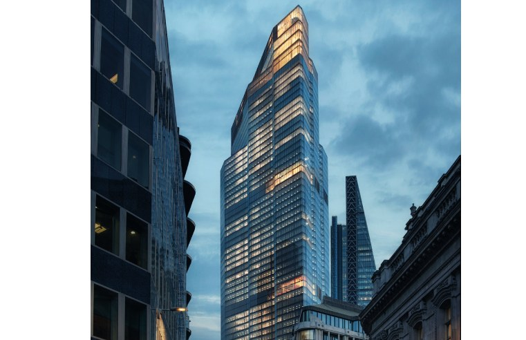 PRINCIPLE SECURES FIVE-YEAR CONTRACT FOR 22 BISHOPSGATE