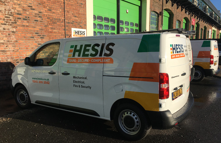 HESIS OPENS SOUTHERN BASE
