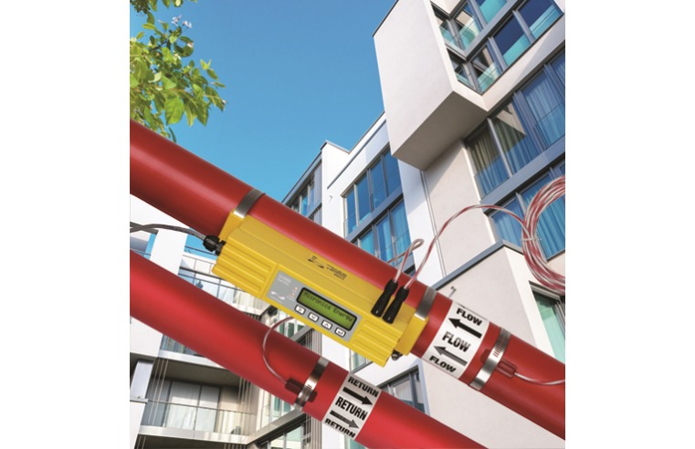 MICRONICS HEATMETERS FACILITATE ACCURATE COST ALLOCATION IN SEVEN-STOREY BUILDING