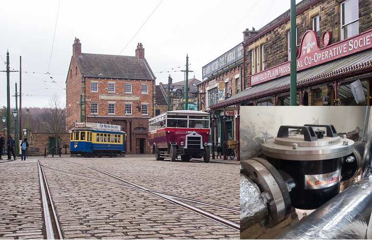 BOILERMAG PROTECTS HEATING SYSTEM OF BEAMISH MUSEUM'S POPULAR TEA ROOMS