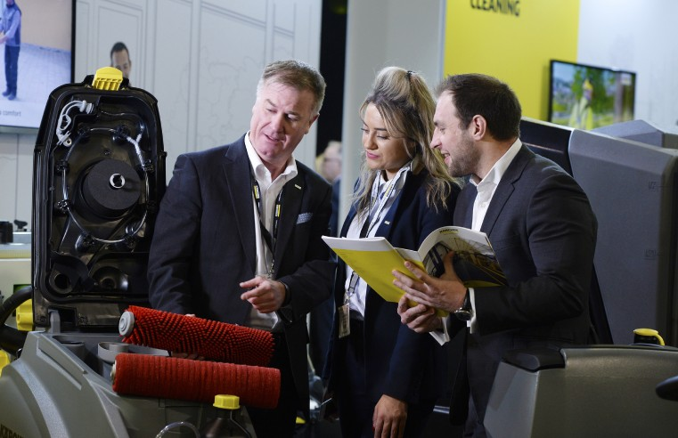 CONFERENCE PROGRAMME ANNOUNCED FOR MANCHESTER CLEANING SHOW