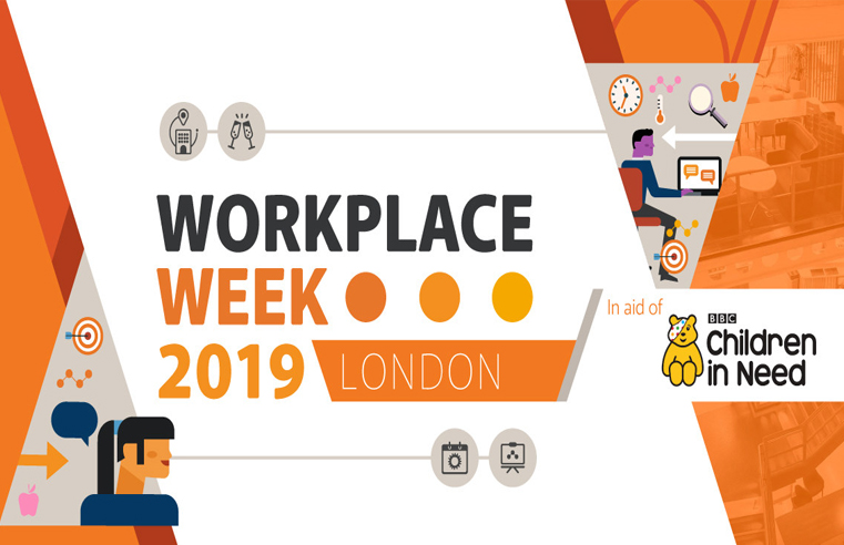 WORKPLACE WEEK LONDON 2019: THE LINE-UP