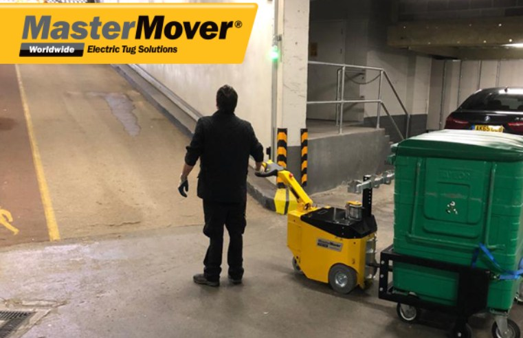 FEATURE: TAKING CONTROL OF MANUAL HANDLING