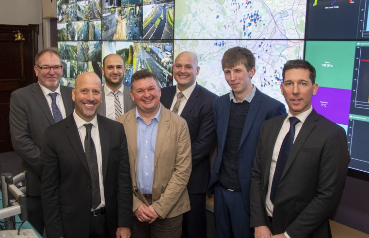 AMEY TO DIGITISE SHEFFIELD'S PUBLIC HIGHWAY NETWORK