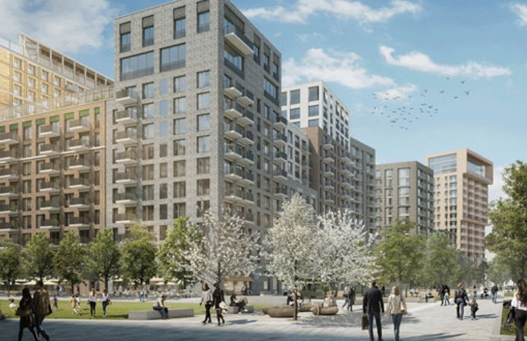 J S WRIGHT IN £20M REGENERATION PROJECT WIN
