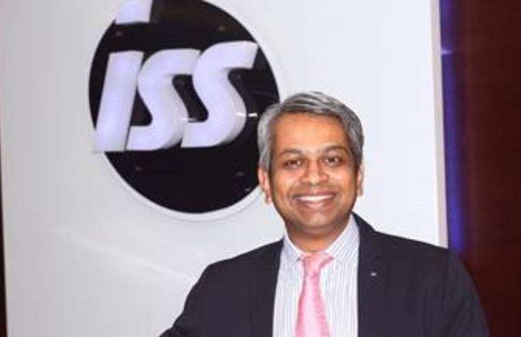 NEW CEO ANNOUNCED FOR ISS UK AND IRELAND