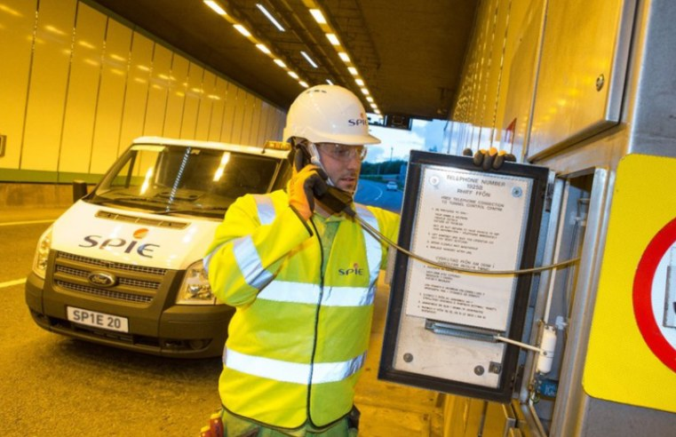 SPIE UK SECURES MAINTENANCE DEAL WITH NMWTRA