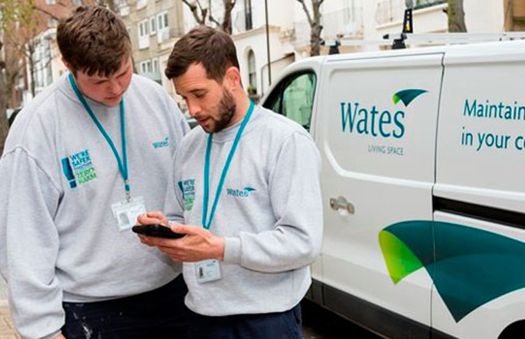 WATES SEALS TOWER HAMLETS HOMES DEAL