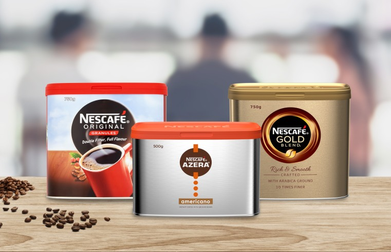 NESCAFÉ WELCOMES BACK EMPLOYERS AND STAFF TO THE WORKPLACE