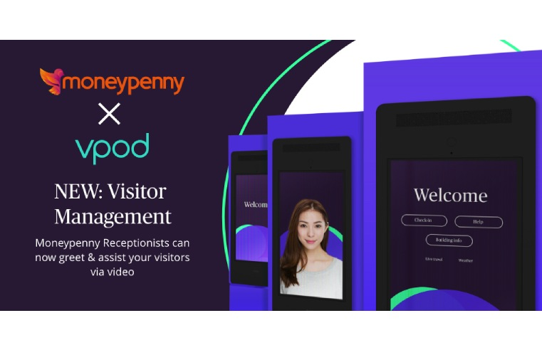 MONEYPENNY LAUNCHES CONCIERGE SUPPORT VIA VIDEO FOR VPOD