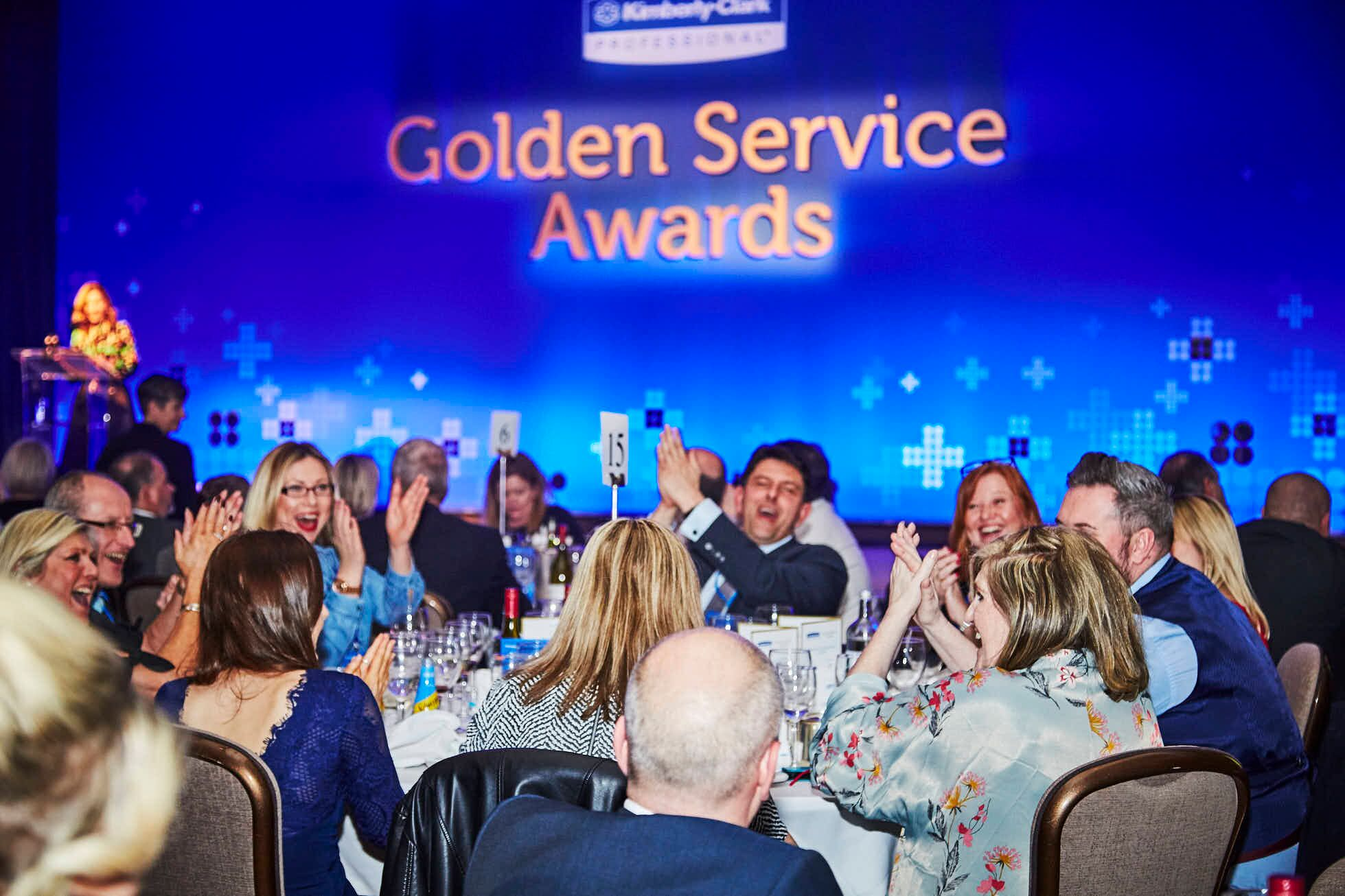 FINALISTS ANNOUNCED FOR GOLDEN SERVICE AWARDS 2020
