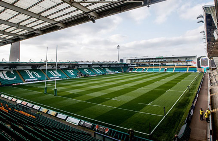 NORTHAMPTON SAINTS EXTEND LEVY UK DEAL