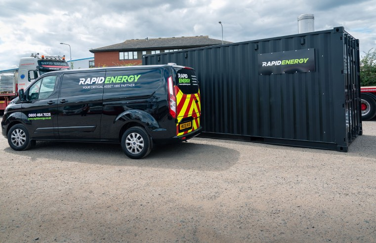 NEW PLAYER ENTERS THE UK HVAC HIRE MARKET