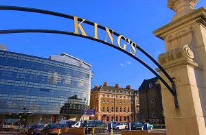 ARTIC SIGNS DEAL WITH KING'S COLLEGE HOSPITAL